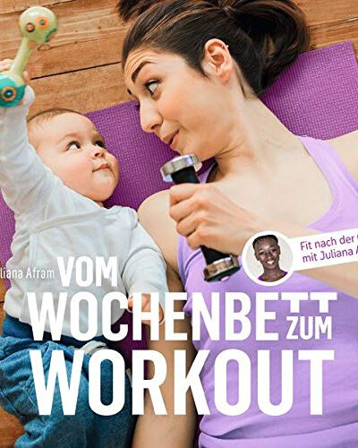 Juliana Buchcover Wochenbett-Workout