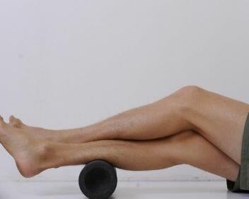 Faszientraining für die Beine